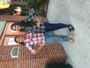 Anisha & Preeti